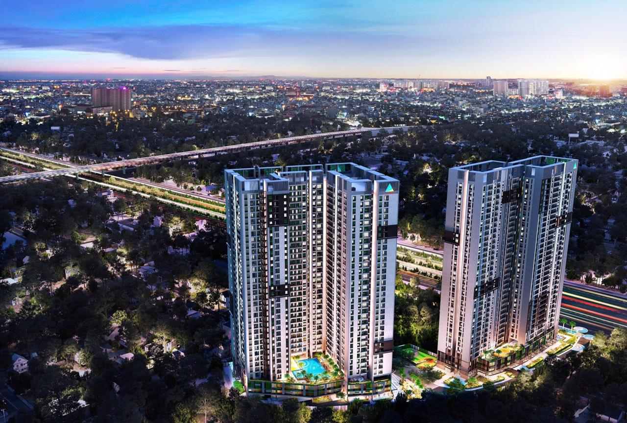 Khu căn hộ Opal Boulevard Phạm Văn Đồng