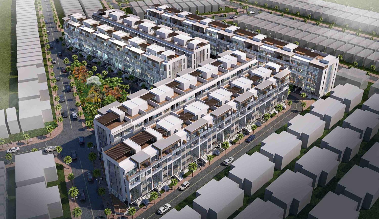 68 nền nhà phố, biệt thự An Phú An Khánh Quận 2