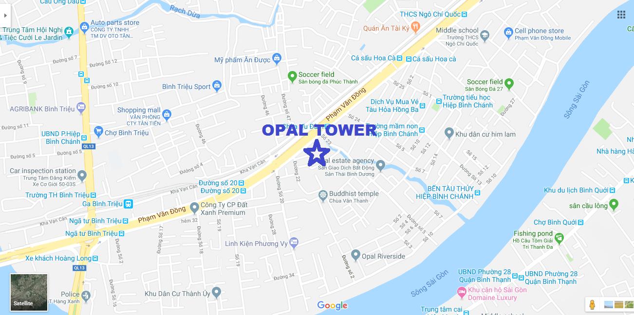 Opal Tower Bình Thạnh
