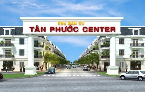 Khu dân cư Tân Phước Center
