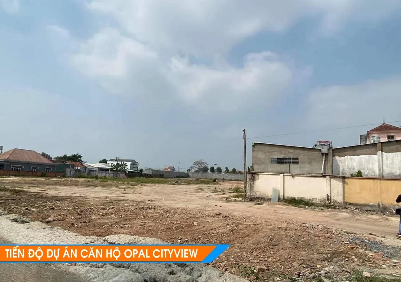 Tien do Opal Cityview