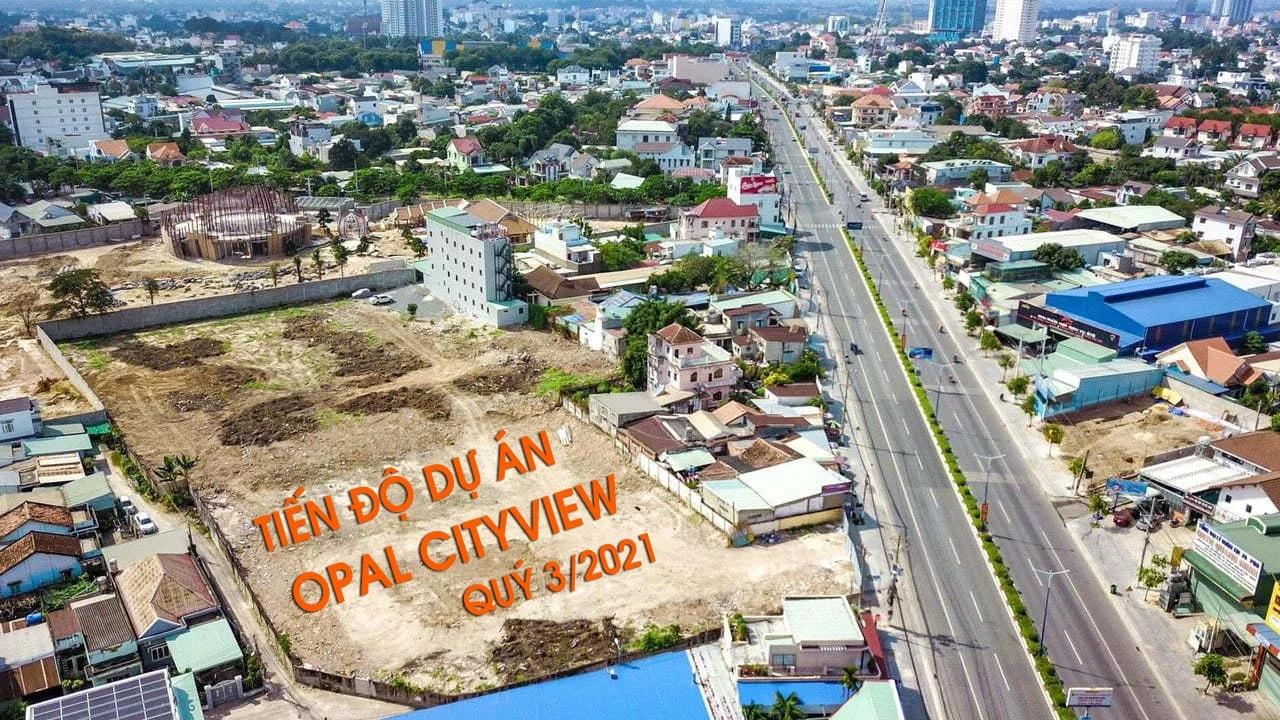 Tiến độ dự án Opal City View
