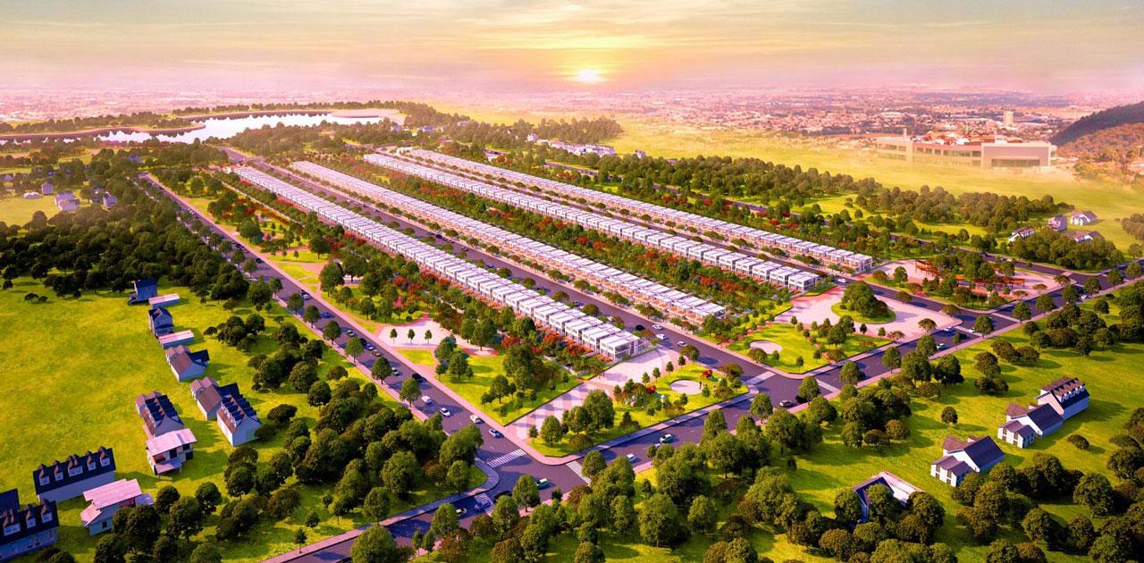 PHÚ MỸ FUTURE CITY | Thông Tin Chủ Đầu Tư Euro Land Việt Nam