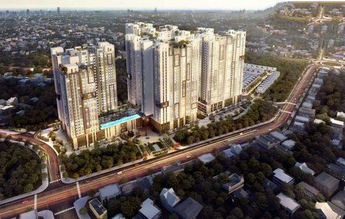 Căn hộ Astral City Thuận An