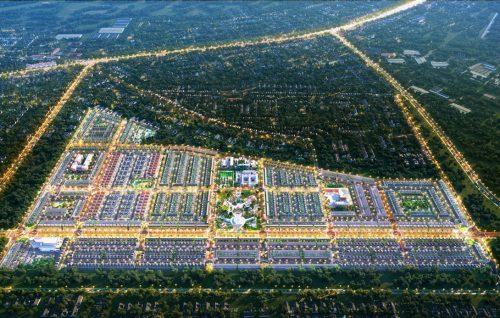 Khu đô thị Gem Sky World Đất Xanh