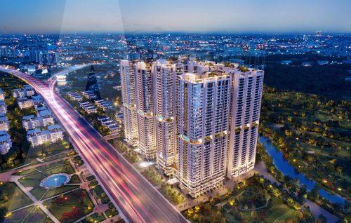 Dự án Astral City Thuận An