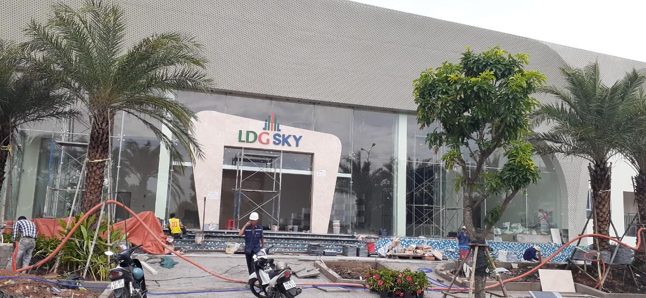 nhà điều hành dự án LDG Sky