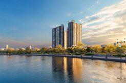 Dự án căn hộ The Rivana Thuận An Bình Dương
