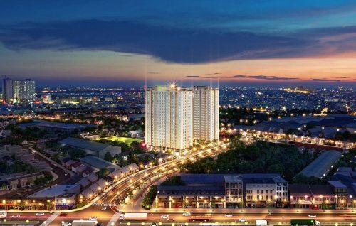 Dự án căn hộ Tecco Felice Homes Thuận An Bình Dương