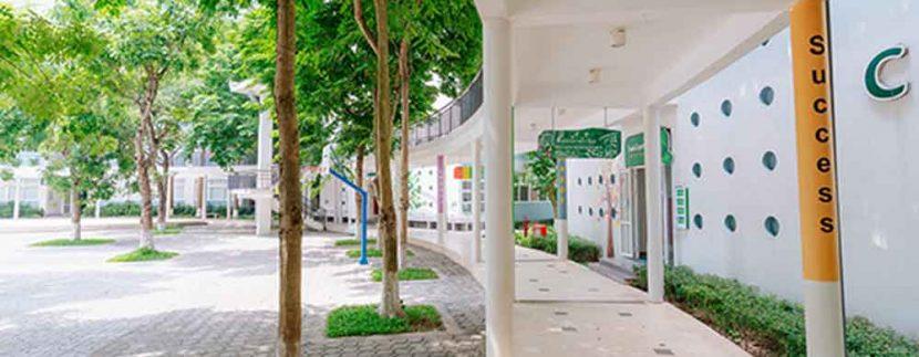 Trường song ngữ Green Field