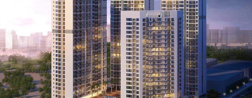 Nhu cầu căn hộ chung cư tăng cao
