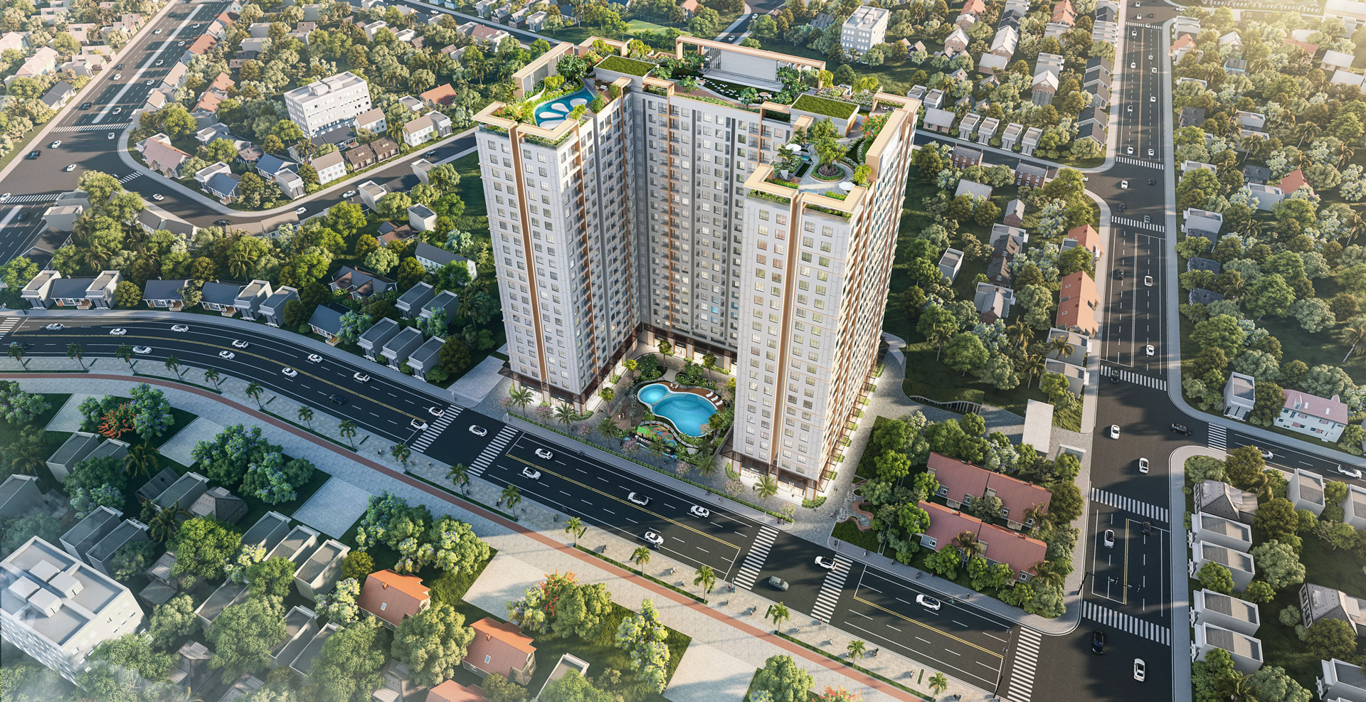 Dự án Tecco Felice Homes Thuận An
