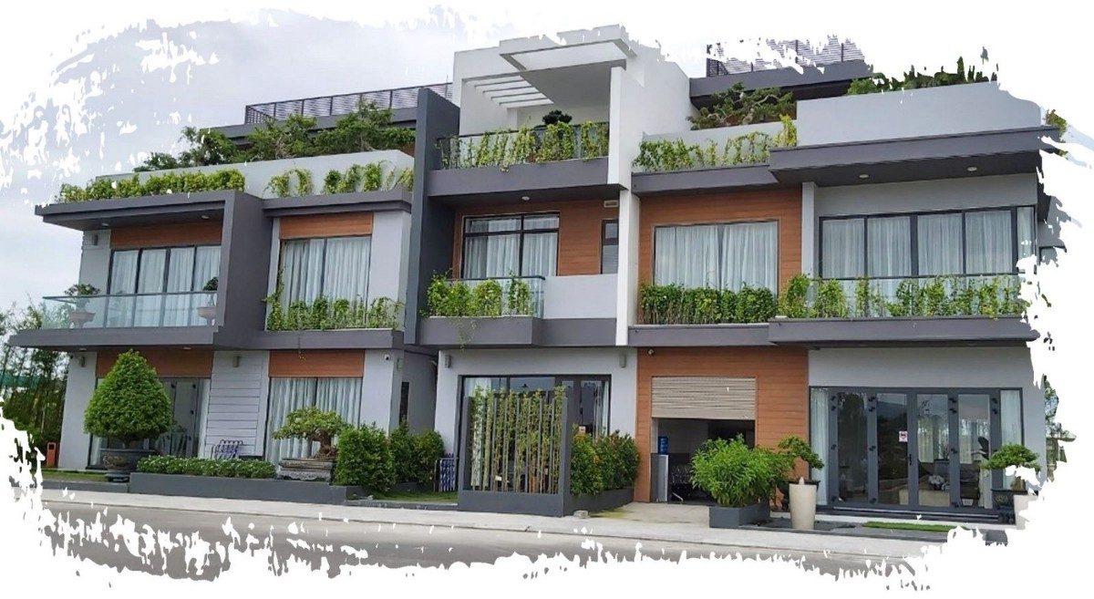 Phối cảnh dự án KVG The Capella Nha Trang